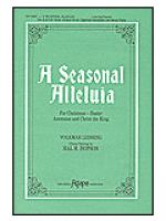 A Seasonal Alleluia Sheet Music