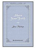 Share Your Faith Sheet Music