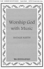 Worship God with Music Sheet Music