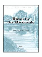 Down By the Riverside Sheet Music
