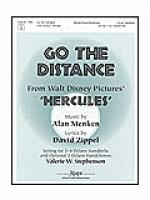 Go the Distance From Hercules Sheet Music