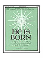 He is Born Sheet Music