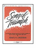Song of Triumph Sheet Music
