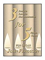 Three For Five For Organ Sheet Music