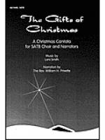 The Gifts of Christmas - SATB Sheet Music