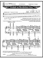 Prelude on Herzliebster Jesu Sheet Music