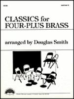 Classics for Four-Plus Brass - Baritone TC Sheet Music
