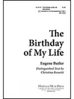 The Birthday of My Life Sheet Music