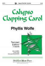 Calypso Clapping Carol Sheet Music