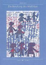 Die Berufung des Matthaus (La vocation de Saint Matthieu) Sheet Music