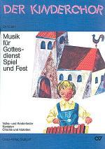 Musik fur Gottesdienst, Spiel und Fest Sheet Music