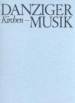 Danziger Kirchenmusik Sheet Music