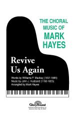 Revive Us Again Sheet Music