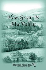 How Green Is My Valley Sheet Music