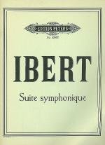 Suite Symphonique Paris Sheet Music