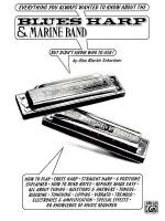 Blues Harp and Marine Band Sheet Music