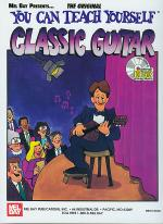 You Can Teach Yourself Classic Guitar Book/CD Set Sheet Music