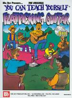 You Can Teach Yourself Flatpicking Guitar Book/CD Set Sheet Music