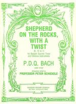 Shepherd On the Rocks, with A Twist Sheet Music