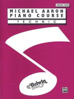 Michael Aaron Piano Course Technic Sheet Music