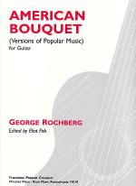 American Bouquet (Versions of Popular Music) Sheet Music