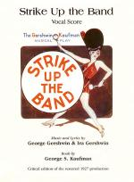 Strike Up the Band (Vocal Score) Sheet Music