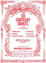 Six Contrary Dances Sheet Music