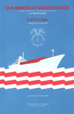 Our Merchant Marine March Sheet Music