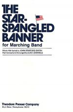 The Star Spanglerd Banner Sheet Music