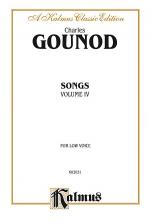 Gounod Songs, Volume IV / Low Voice Sheet Music