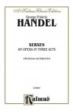 Xerxes Sheet Music