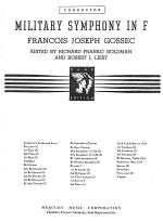 Military Symphony in F Sheet Music