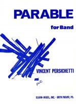 Parable for Band Sheet Music