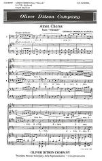 Amen Chorus from Messiah Sheet Music