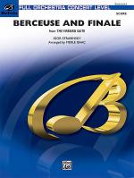 Berceuse and Finale (from the Firebird Suite) Sheet Music
