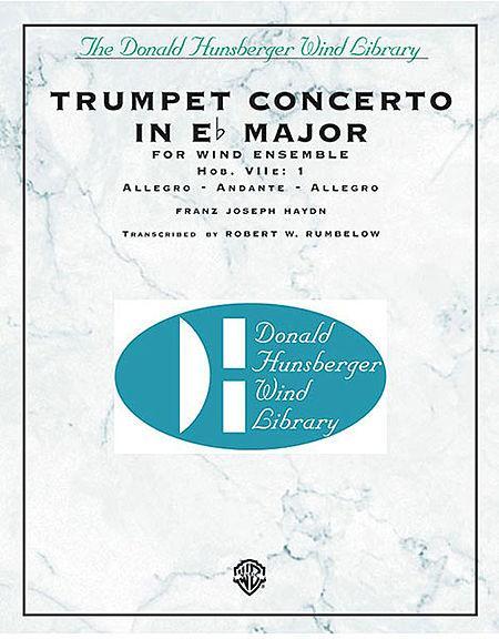 Trumpet Concerto in E-Flat Major Sheet Music