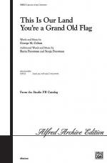 This Is Our Land / You're a Grand Old Flag Sheet Music