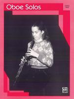 Oboe Solos Sheet Music