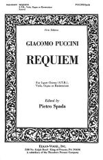 Requiem Sheet Music