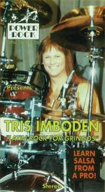 Tris Imboden: Latin Rock for Gringos Sheet Music