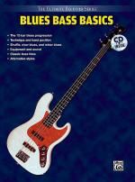 Ultimate Beginner Blues Bass Basics Sheet Music