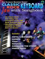 Ultimate Beginner Series Classic Rock Keyboard Jam Pack Sheet Music