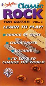 SongXpress Classic Rock, Volume 3 Sheet Music