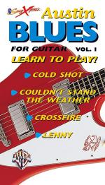 SongXpress Austin Blues, Volume 1 Sheet Music