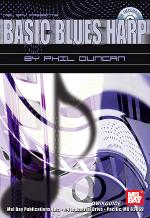 Basic Blues Harp QWIKGUIDE Book/CD Set Sheet Music
