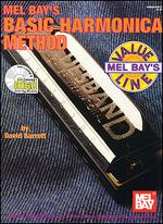 Basic Harmonica Method Book/CD Set Sheet Music