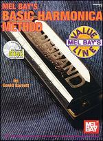 Basic Harmonica Method Book/CD Set Sheet Music