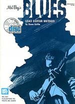 Blues Lead Guitar Method Book/CD Set Sheet Music