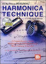 Building Harmonica Technique (Book & CD set) Sheet Music