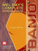 Complete Banjo Book Sheet Music